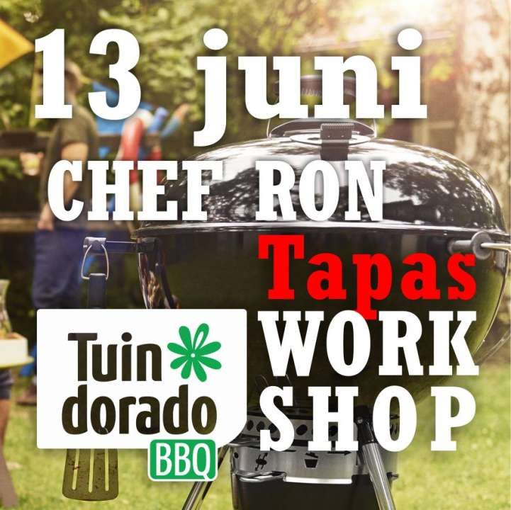 Barbecueworkshop - 13 juni - Tuindorado
