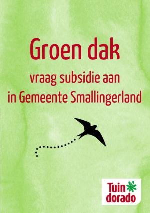 Groen dak - Tuindorado