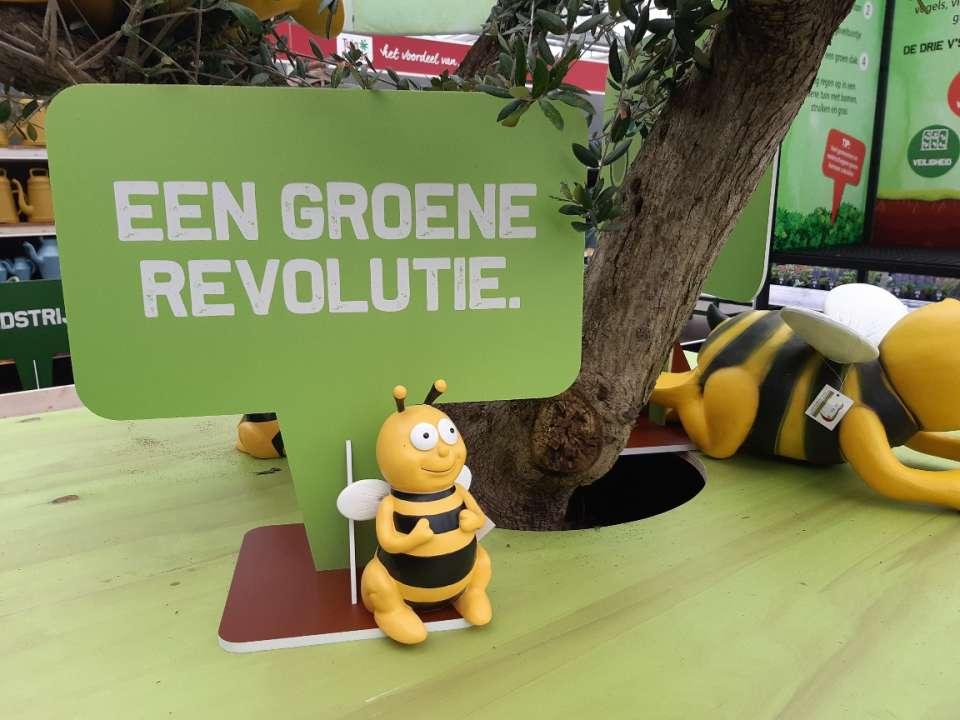 Groen Klimaatplein - Tuindorado