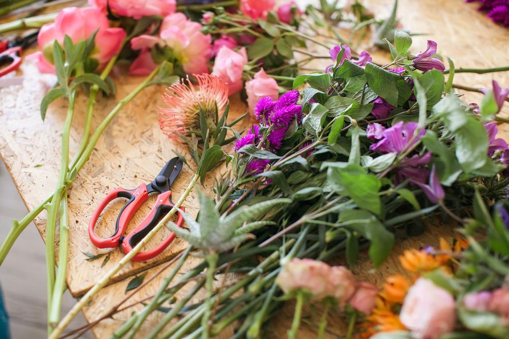 Losse bloemen voor boeket - Tuindorado