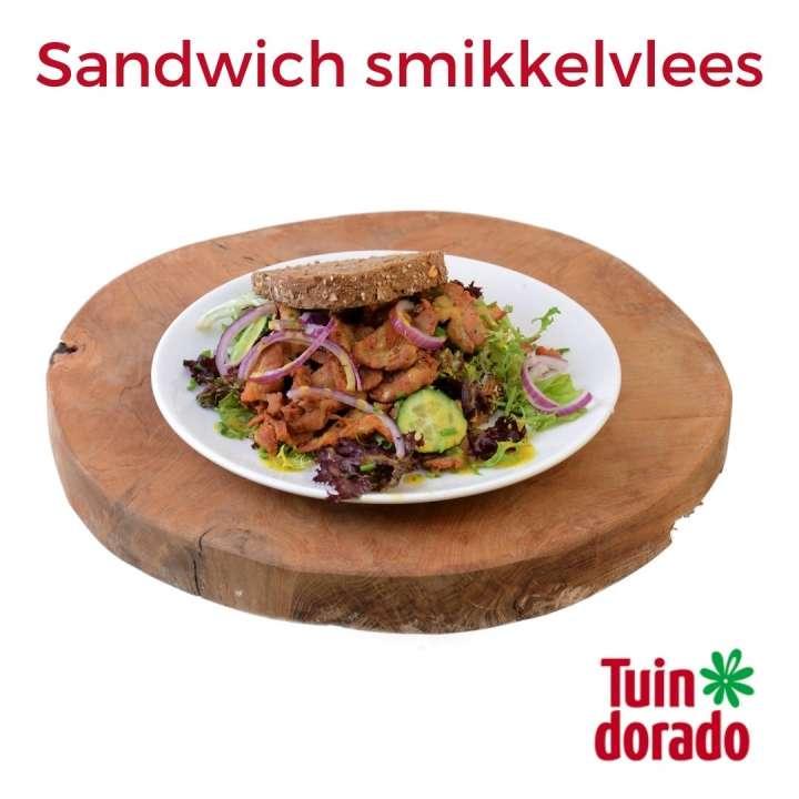 Sandwich smickelvlees - Tuindorado