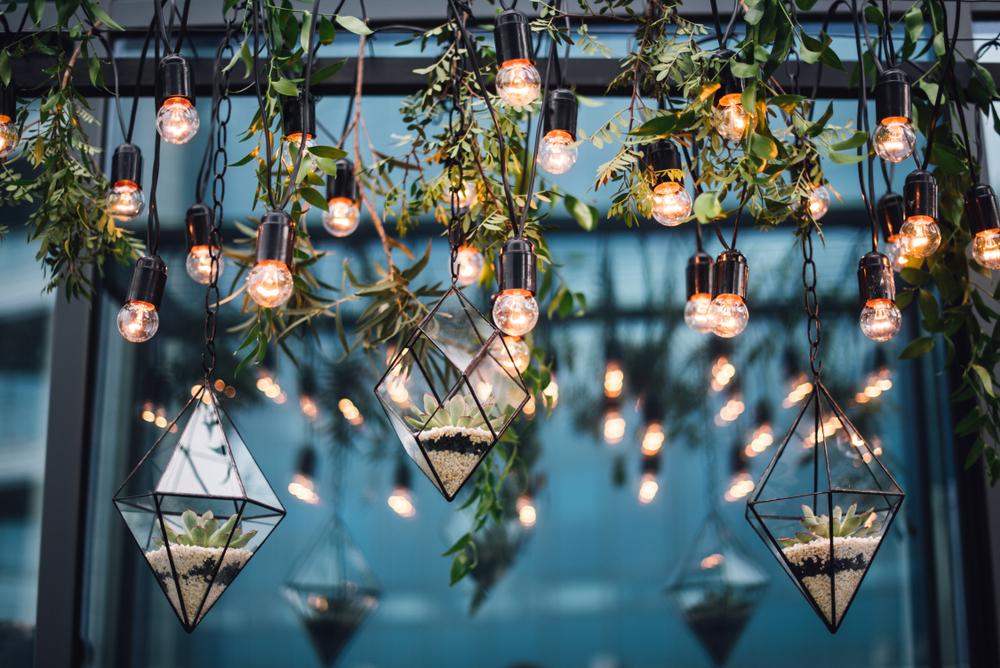 Buitenverlichting en lantaarns