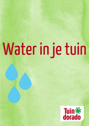 Water in je tuin - Tuindorado