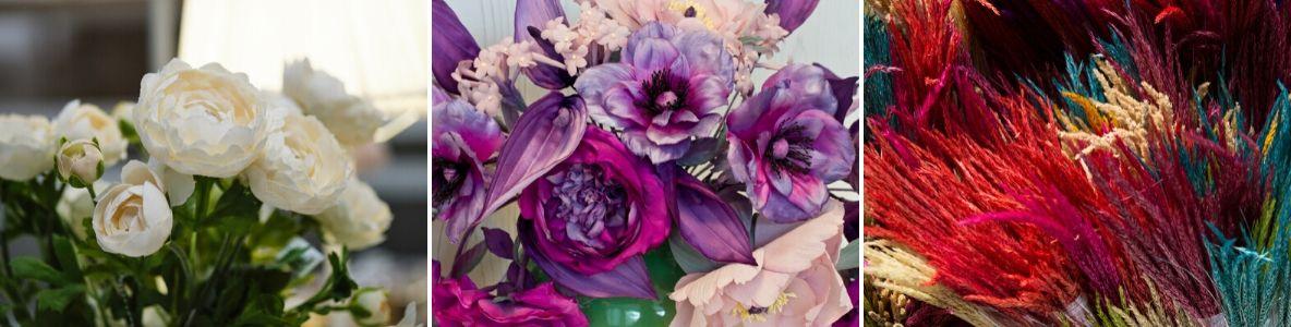 Zijden bloemen zijdebloemen - Tuindorado