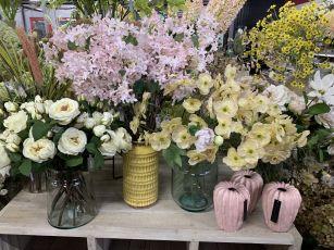 Super Zijden bloemen en planten - Huis - Tuindorado YM-76